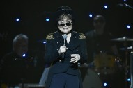 "Yoko Ono Shares New Version Of ""Imagine"" On John Lennon's Birthday"