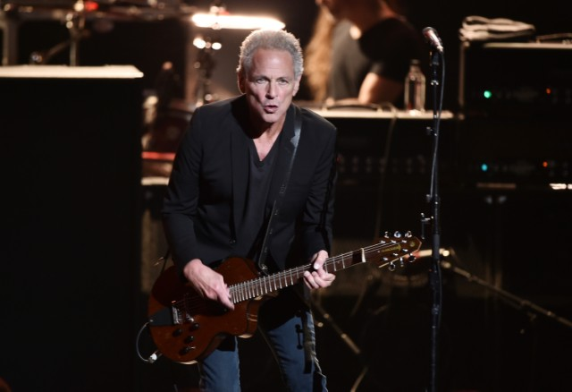 Fleetwood Mac's Lindsey Buckingham Explains Why Stevie Nicks Wouldn