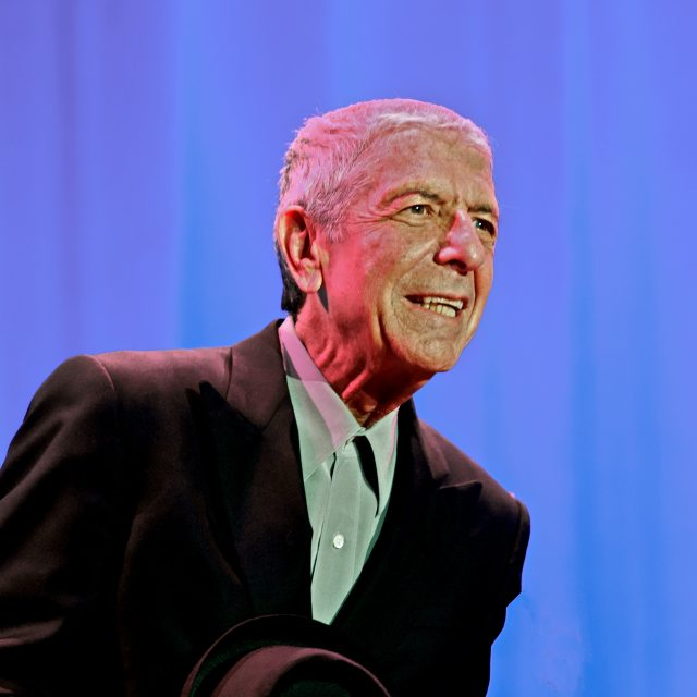 News Leonard Cohen Disses Kanye West and JAY-Z in New Poem