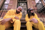 "Homeboy Sandman & Edan – ""The Gut"" Video"