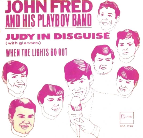 """The Number Ones: John Fred And His Playboy Band's """"Judy In Disguise (With Glasses)"""""""