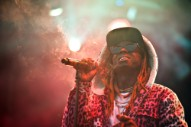 Lil Wayne's Headlining A3C Set Ends In Chaos
