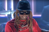 Watch Lil Wayne Talk <em>Tha Carter V</em>, Perform &#8220;Dedicate&#8221; With The Roots On <em>Fallon</em>
