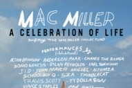 Mac Miller Tribute In LA On Halloween Features John Mayer, Chance The Rapper, Travis Scott, & Many More