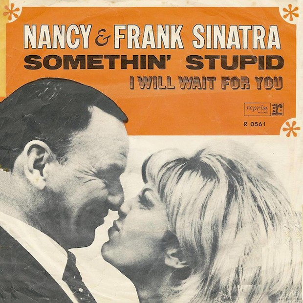 Nancy-And-Frank-Sinatra-Somethin-Stupid