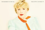 Stream Marianne Faithfull&#8217;s New Album <i>Negative Capability</i>