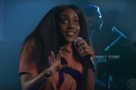 Watch Noname Make Her Absolutely Charming Solo TV Debut On <em>Colbert</em>