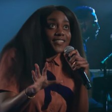 Watch Noname's Solo TV Debut On Colbert