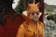 Watch The First Trailer For Elton John Biopic <em>Rocketman</em>