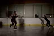 "Ruston Kelly Figure Skates (Quite Well) In His ""Son Of A Highway Daughter"" Video"