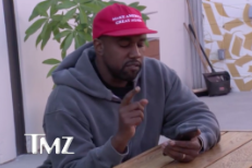 Kanye Explains His 13th Amendment Comments To TMZ, Delays Presidential Bid To 2024