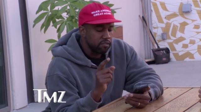 Kanye Explains His 13th Amendment Comments To TMZ, Delays Presidential Bid To 2024