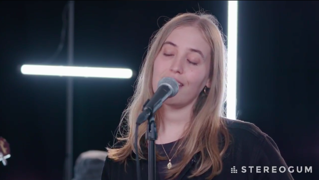 Watch Hatchie's Stripped-Down Stereogum Session