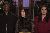 Watch Travis Scott&#8217;s <em>SNL</em> Promos With Awkwafina