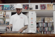 Post Malone Goes Undercover As A Record Store Employee