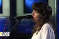 Watch Courtney Barnett Play Three Songs On <em>CBS This Morning</em>