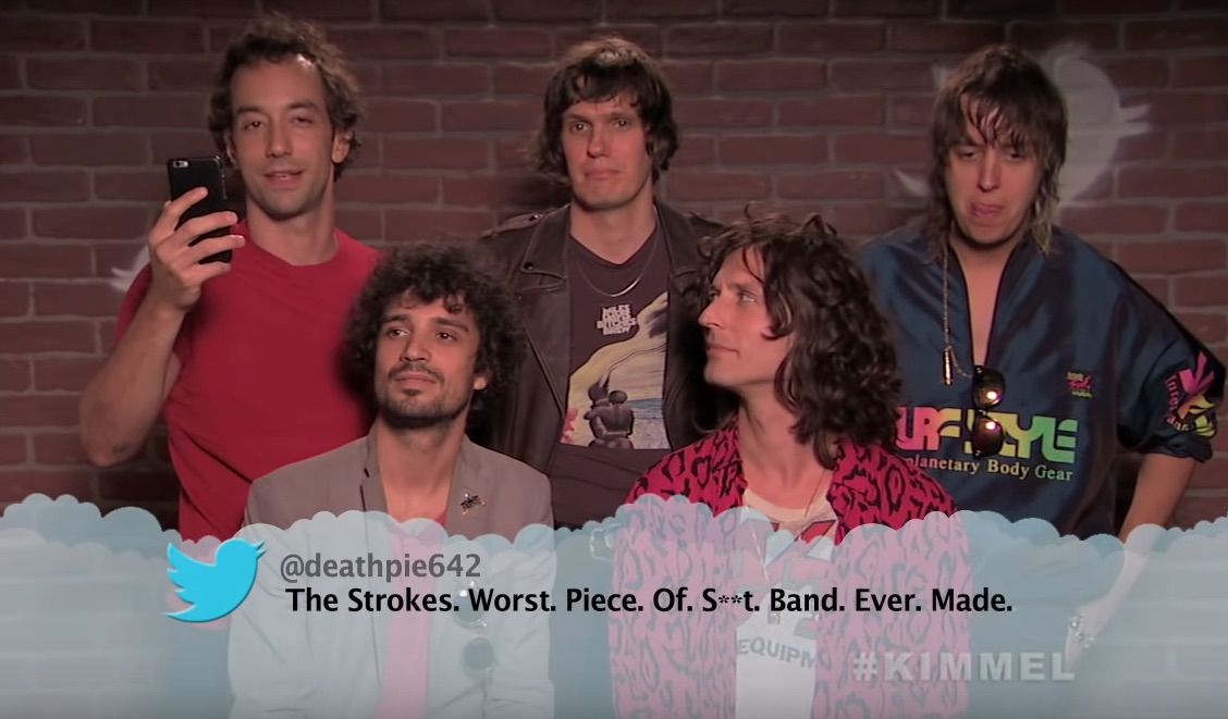 The-Strokes-on-Kimmel