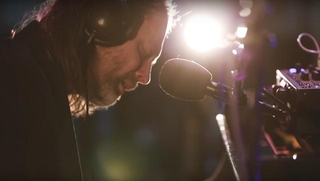 Thom Yorke Plays 'Suspiria' Highlight