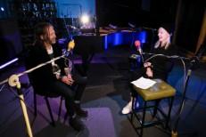 Thom Yorke & Mary Anne Hobbs