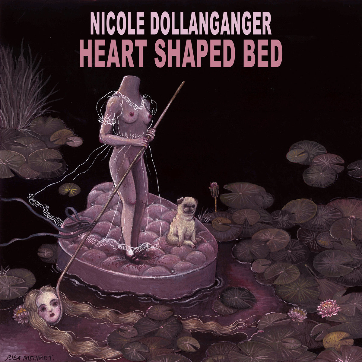 Nicole Dollanganger - Heart Shaped Bed