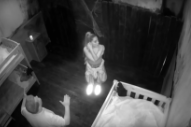 Watch Ariana Grande & James Corden Escape A Spooky Escape Room