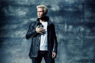 Billy Idol On Remixing <i>Vital Idol</i>, Finding New Life In Old Songs, And Listening To Post Malone