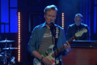 Conan O'Brien Says Goodbye To His House Band In Final Hour-Long Show