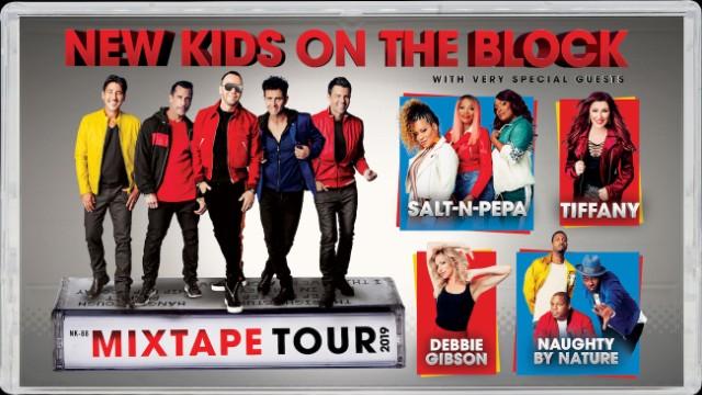 "Debbie Gibson, Tiffany, NKOTB, Salt-N-Pepa, & Naughty By Nature Release ""80s Baby,"" Announce Mixtape Tour"