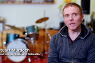 Watch Belle & Sebastian's Stuart Murdoch Talk Chronic Fatigue Syndrome On CNN