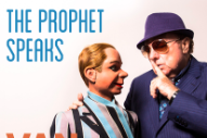 """Van Morrison – """"The Prophet Speaks"""""""