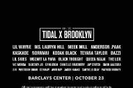 Lil Wayne, Ms. Lauryn Hill, Meek Mill, & More Playing 4th Annual TIDAL X: Brooklyn Concert