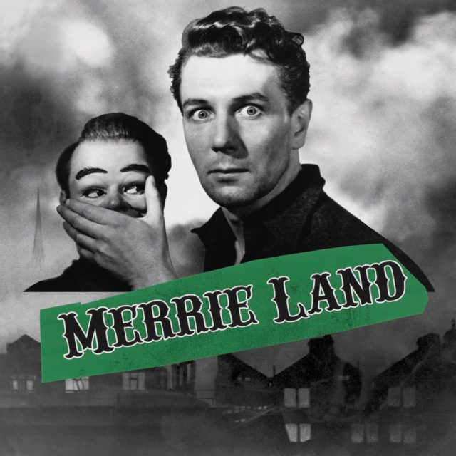 Resultado de imagen para the good the bad and the queen merrie land album