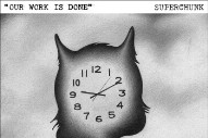 """Superchunk – """"Our Work Is Done"""" (Feat. Damian Abraham) & """"Total Eclipse"""" (Klaus Nomi Cover)"""
