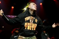 Tekashi 6ix9ine Arrested For Racketeering & Firearms