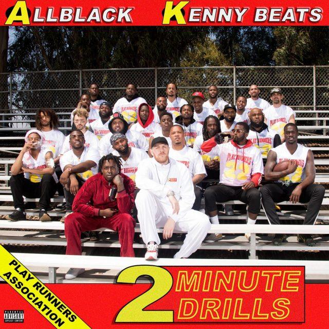ALLBLACK-and-Kenny-Beats-2-Minute-Drills