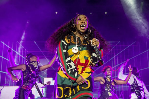 Missy Elliott, Mariah Carey, John Prine, Eurythmics Among Songwriters Hall Of Fame Nominees