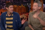 Watch Mike D &#038; Ad-Rock Talk Beastie Boys, Clubbing As Children, &#038; Boom Boxes On <em>Fallon</em>