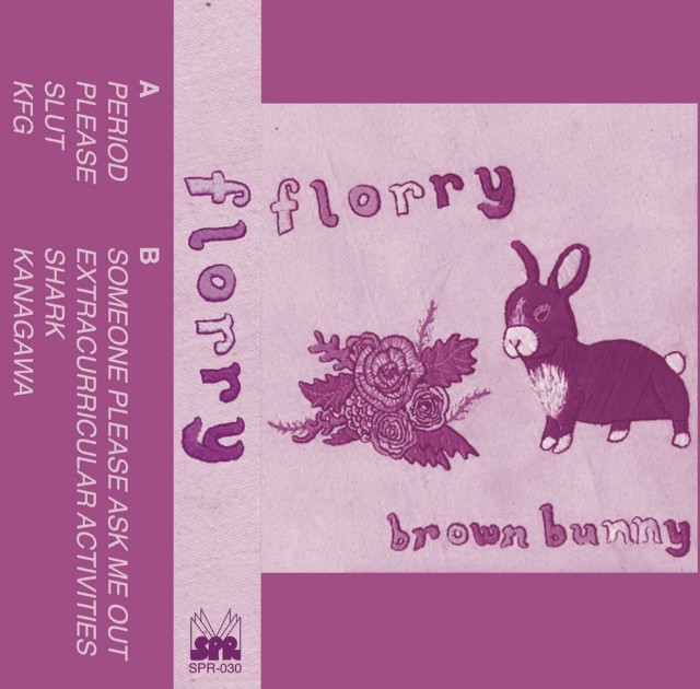 Florry - Brown Bunny