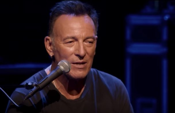 Bruce Springsteen S Springsteen On Broadway Netflix