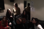 "Watch First Aid Kit & The Staves Cover The Roches' ""Runs In The Family"""