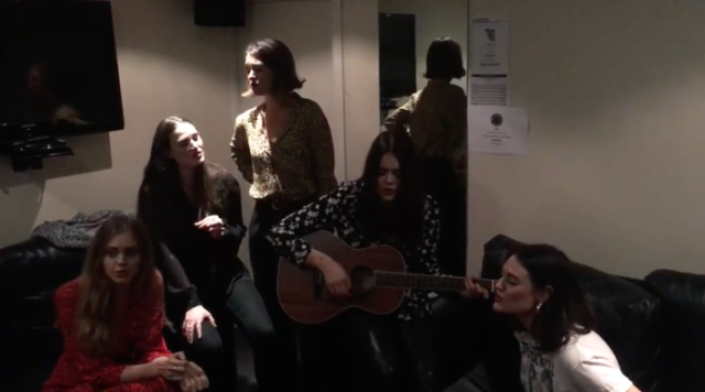 First Aid Kit & The Staves