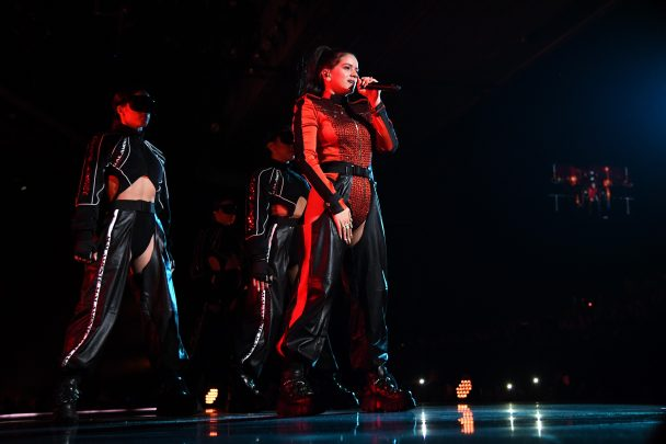 Mtv Emas Nicki Minaj And Rosal 237 A Performances Stereogum