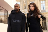 Lorde Accuses Kanye West & Kid Cudi Of Stealing Stage Design