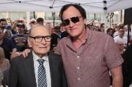 Ennio Morricone Denies Saying Quentin Tarantino Is An Unoriginal Cretin Whose Movies Are Trash [Updated]