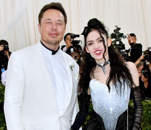 Grimes x Elon