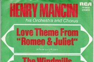 The Number Ones: Henry Mancini&#8217;s &#8220;Love Theme From <em>Romeo And Juliet</em>&#8220;