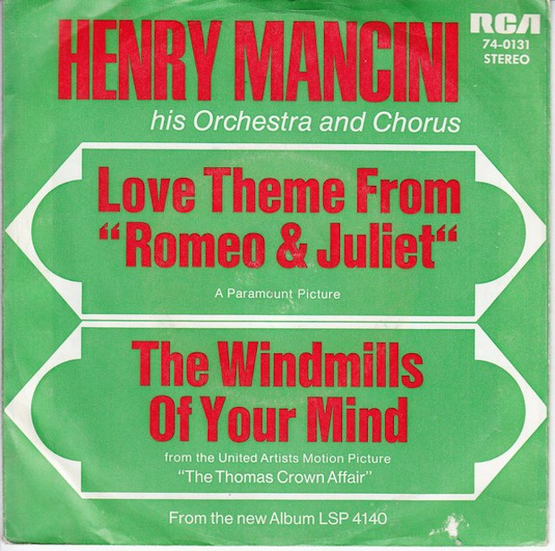 "The Number Ones: Henry Mancini's ""Love Theme From Romeo And"