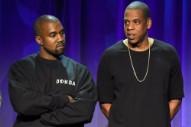 JAY-Z Addresses Kanye West's Donald Trump Phase On Meek Mill Album