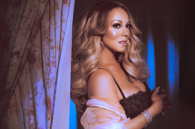 Mariah Carey sex video