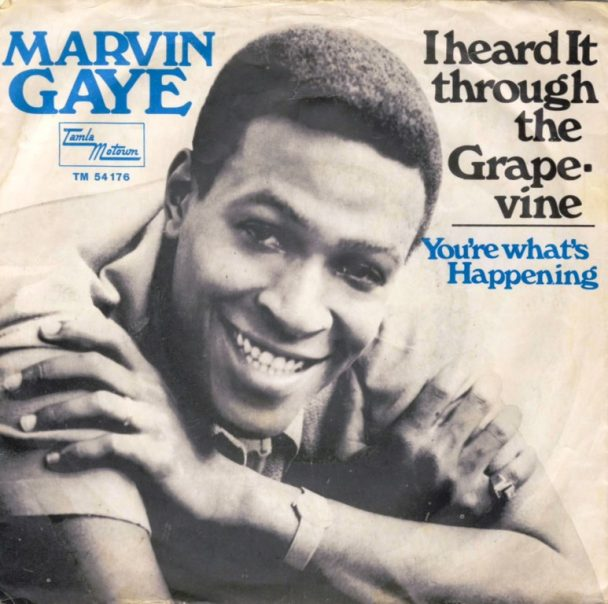 """The Number Ones: Marvin Gaye's """"I Heard It Through The Grapevine"""""""